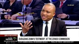 Unpacking Duduzane Zuma's testimony  at the Zondo Commission