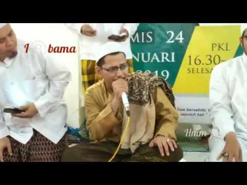 Full Maulid Diba Habib Abdullah Bin Ali Al Athos Di AHM Cikarang Kawasan 2100