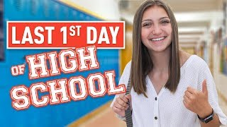 Last 1st Day of School, EVER! | GRWM (Get Ready With Me)