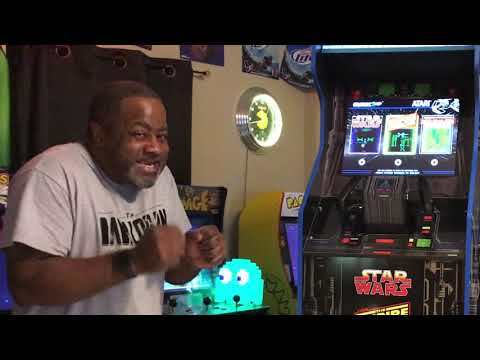 Arcade 1Up: Star Wars Unboxing from Adamizer Entertainment