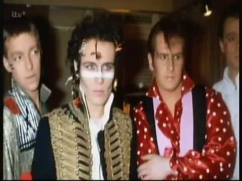 Adam Ant & Marco Pirroni - Nations Fav...