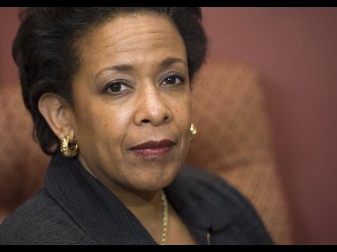AG Nominee Loretta Lynch Testifies Before Senate Judiciary Committee