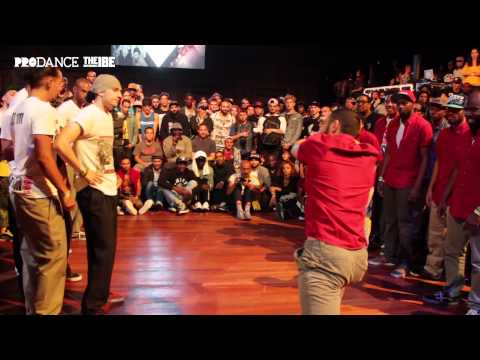 IBE 2014 | Popping UK Call Out France