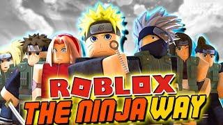 DIESES NARUTO ROBLOX SPIEL.... IST ETWAS ANDERES! | Roblox: Der Ninja-Weg (Naruto)
