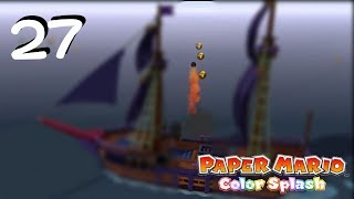 Yo-ho. This is a Let's Play of Paper Mario: Color Splash! I was a f...