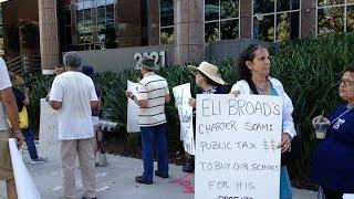LAUSD Charters, Workplace Bullying, Teacher Jails, UTLA & Privatization Carl J. Pe