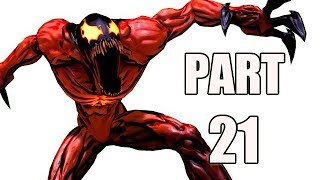 SPIDER-MAN SHATTERED DIMENSIONS - PART 21 - CARNAGE! (Gameplay Walkthrough)