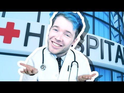 Dr. DanTDMs Hospital (Two Point Hospital)