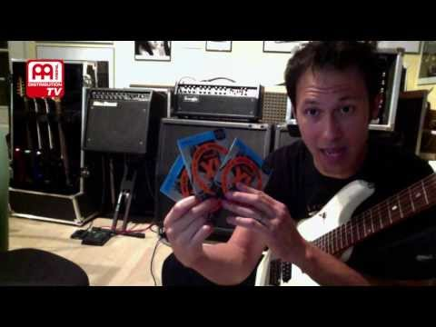 D'Addario | Balanced Tension Review Daniel Fries (Affector)