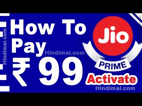 Thumbnail: How To Activate Jio Prime Membership Plan Pay Or Register From MyJio App & Jio.com in Hindi