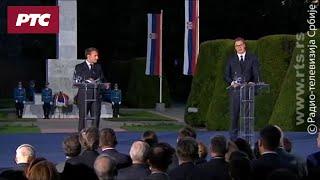 Srbija i Francuska, tradicija savezništva