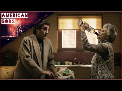 American Gods Starz - Easter Eggs That We All Missed