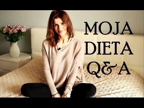 Moja Dieta Q&A - czy Jestem Weganką, czy Jem Słodycze, czy Piję Kawę