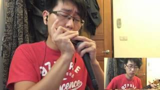 Baixar 王菲-我願意 『 口琴+烏克麗麗』 演奏cover 張晁滕老師
