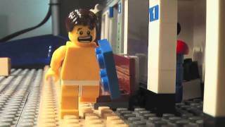 LEGO Diary of a Wimpy Kid 2: Rodrick Rules Trailer