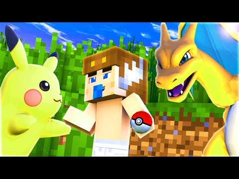 Minecraft - WHO'S YOUR DADDY - BABY CAPTURES POKEMON ?!