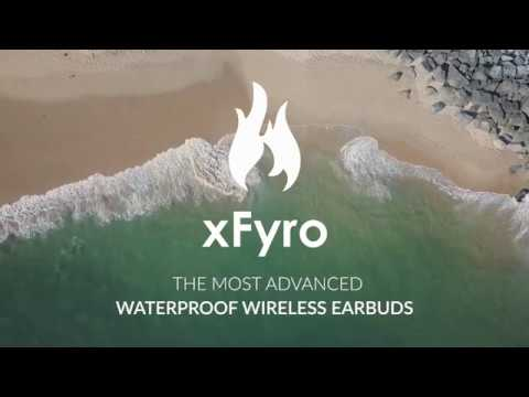 Aria // Waterproof Wireless Earbuds video thumbnail