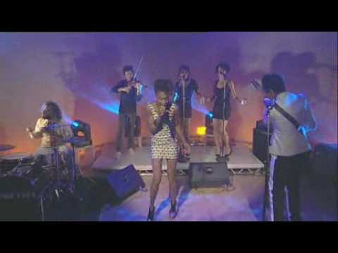 The Noisettes - Never Forget You (Live)