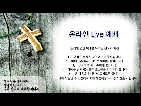LA만나교회 내가 너희와 함께 하노라 새벽예배 김지수 전도사 032020