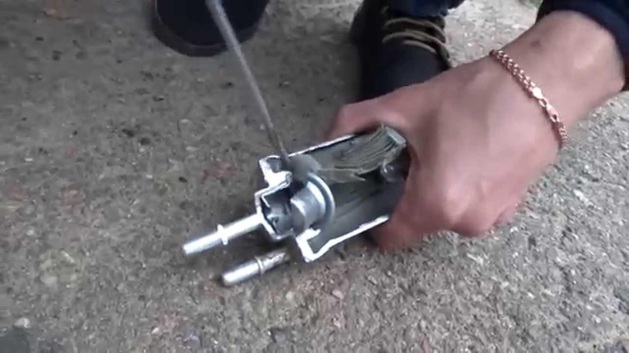 топленный фильтр на фольксваген поло седан
