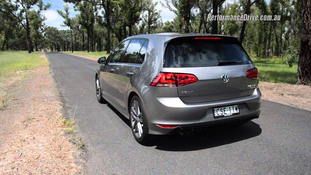 2015 volkswagen golf 110tdi r line 0 100km h engine sound youtube. Black Bedroom Furniture Sets. Home Design Ideas