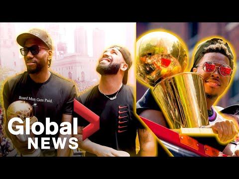 Toronto Raptors NBA championship parade and rally | FULL