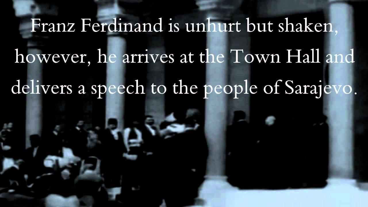 Assassination of Archduke Franz Ferdinand - YouTube