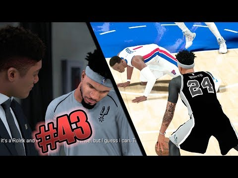 Thumbnail: NBA 2k18 MyCAREER - Security Got Scammed! Hall of Fame EXPOSED! Ep. 43