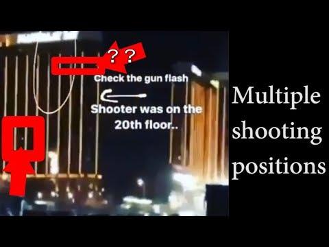 Multiple Shooters Mandalay bay footage proof?
