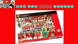 Man utd 2008 puzzle