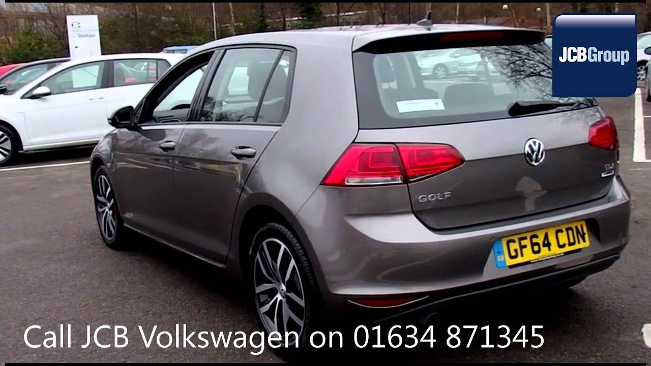 2014 Volkswagen Golf MATCH TDI DSG 1.6l Limestone Grey Metallic GF64CDN for sale at JCB VW ...