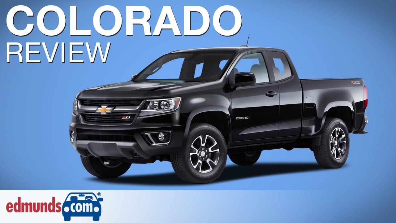 this says chevrolet ad colorado you change will truck pickup video news