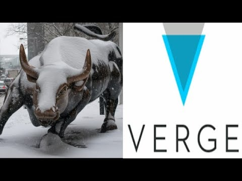 VERGE Bullrun Expected XVG NETCENT Listing Gamechanger for Cryptocurrencies