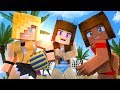 Psycho Girl Show ★ Beach Madness ★ Episode #11 / Minecraft Roleplay