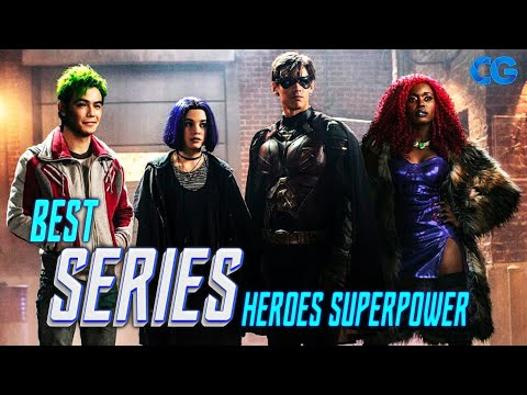 Best Series TV Shows ( Action - Super Power) HD Trailers