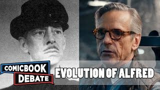 Evolution Of Alfred In Movies And TV In 9 Minutes 2018