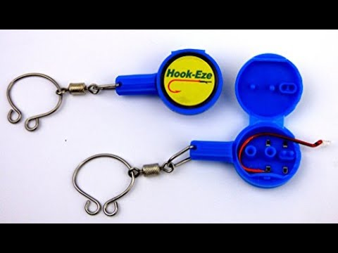 Hook eze fishing tool unboxing and review youtube for Hook eze fishing tool