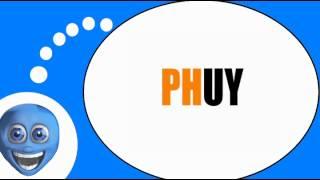 Французского видео урок = Слоги с PH #