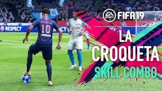 FIFA 19 | La Croqueta Skill Combo Tutorial [PS4/XBOX ONE]