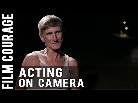 The Truth About Being An On Camera Actor by Bill Oberst Jr.