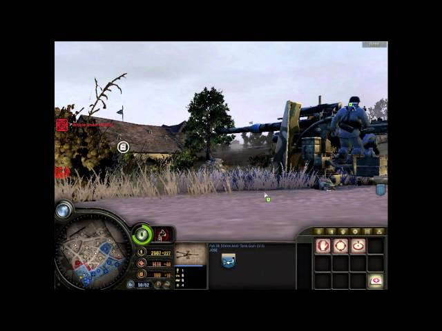 Company of Heroes batalla alemania-nazi vs U.S.A.wmv Videos De Viajes
