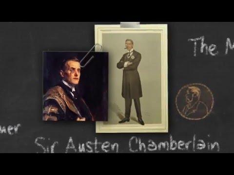 History 101 - Neville Chamberlain
