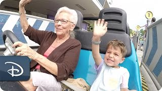 tips from a grandparent episode 1   walt disney world
