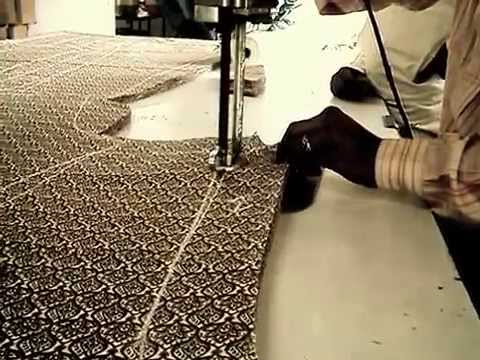 HOW  to Cut the Fabrics in a Garment Exports Company :-- www.karniexports.com