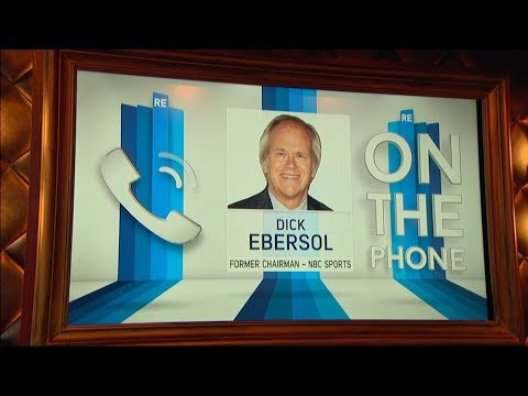 Former NBC Sports Chairman Dick Ebersol Remembers Dick Enberg & More | Full Interview