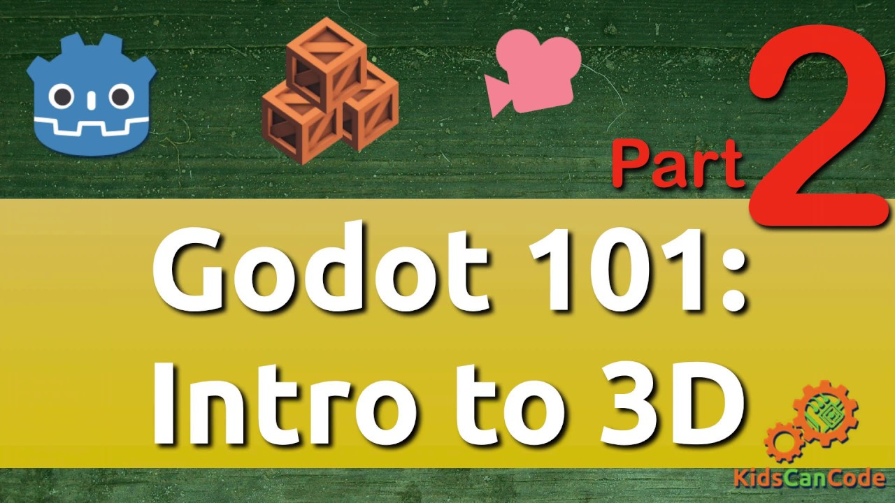 Godot 101: Intro to 3D, Part 2 · KCC Blog