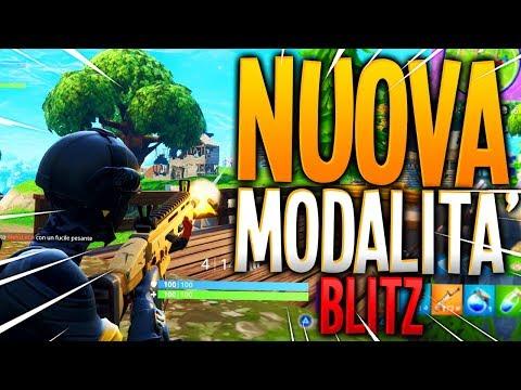 "NUOVA MODALITA' ""BLITZ"" SU FORTNITE, INSIEME A DUE FRANCESI INFAMI!!"