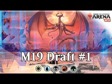 Limited Edition - Episode 3 - M19 Core Set Mill Draft in MTG Arena