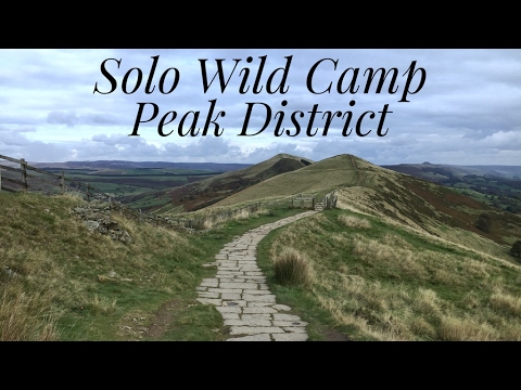 Wild Camping Peak District >> Solo Wild Camp In The Peak District
