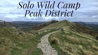 Solo wild c in the Peak District
